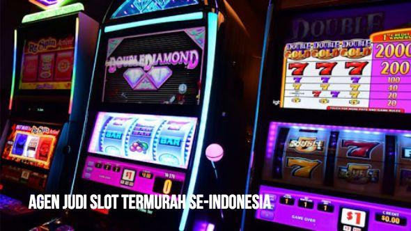 Permainan Di Agen Judi Slot Online Indonesia