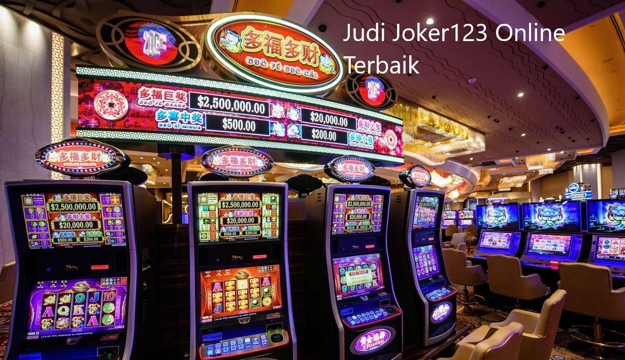 Daftar Situs Joker123 Slot