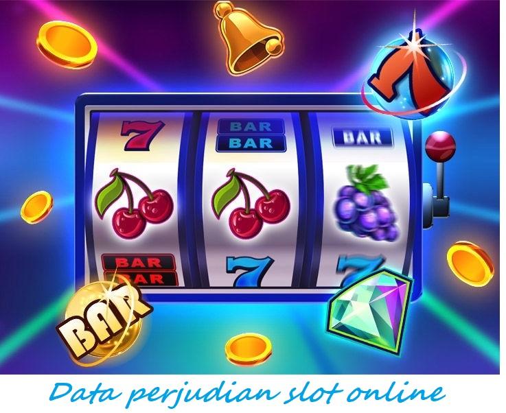 Data perjudian slot online